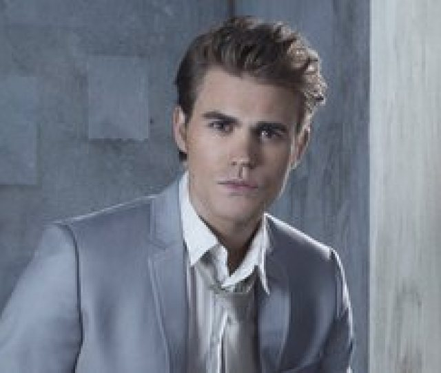 Paul Wesley The Vampire Diaries Ficha Por Tell Me A Story