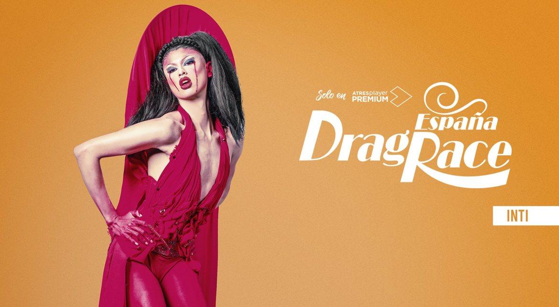 Inti, concursante de 'Drag Race España'