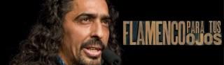 Diego el Cigala, presentador de 'Flamenco para tus ojos'