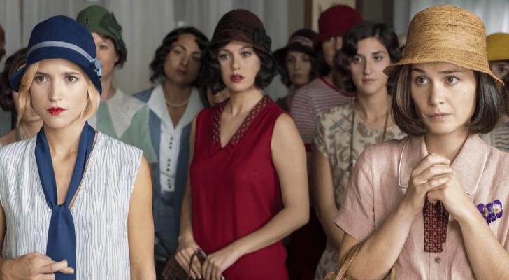Ana Fernández, Nadia de Santiago y Blanca Suárez, entre sus protagonistas