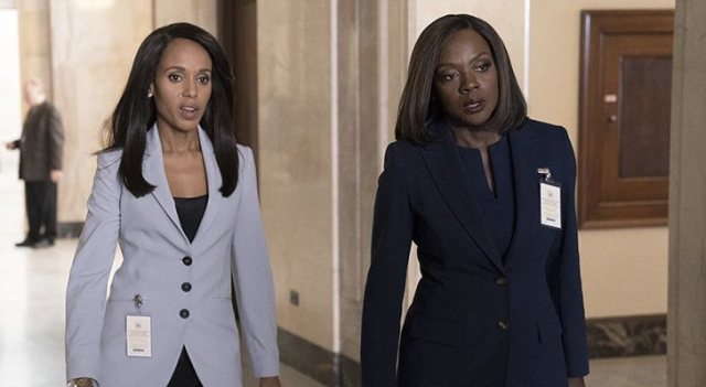 'Scandal' y 'How to Get Away With Murder'