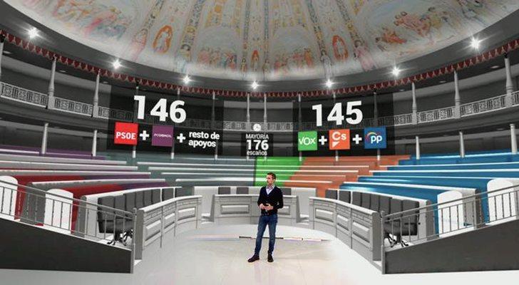 Telemadrid se estrena en la realidad aumentada