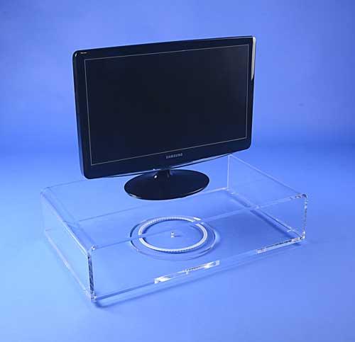 support pivotant pour tv meuble tv