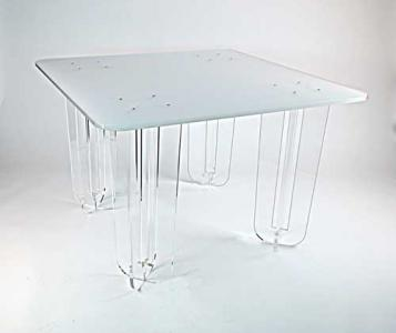 grande table carru00e9e