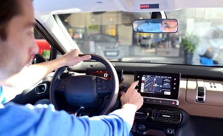 GPS EN LOS COCHES QUE UTILIZAN LOS TRABAJADORES