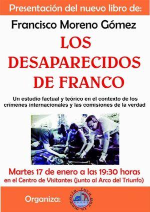 los desaparecidos de franco