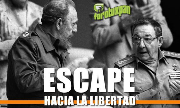 ¡Escape hacia la LIBERTAD!