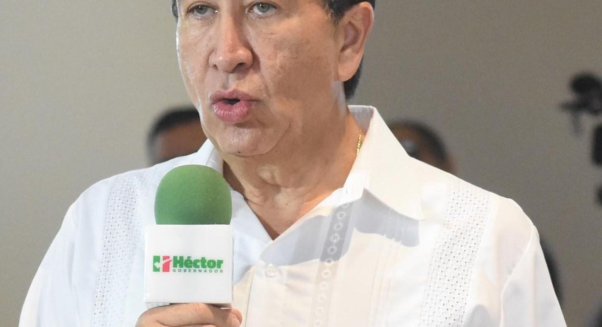 Veracruz tendrá carreteras en buen estado: Héctor Yunes Landa