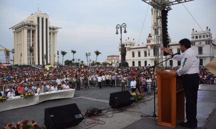 Mi gobierno será aliado de los empresarios: Héctor Yunes Landa