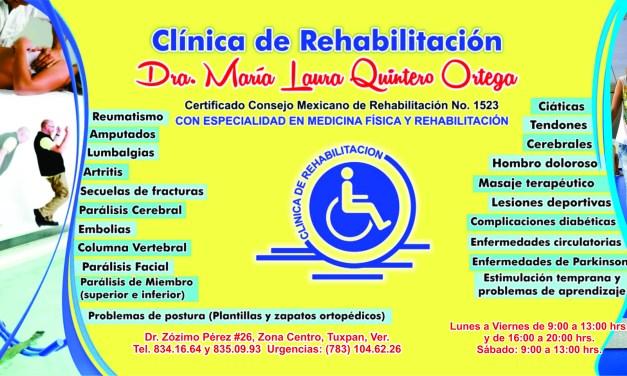 Dra. María Laura Quintero Ortega
