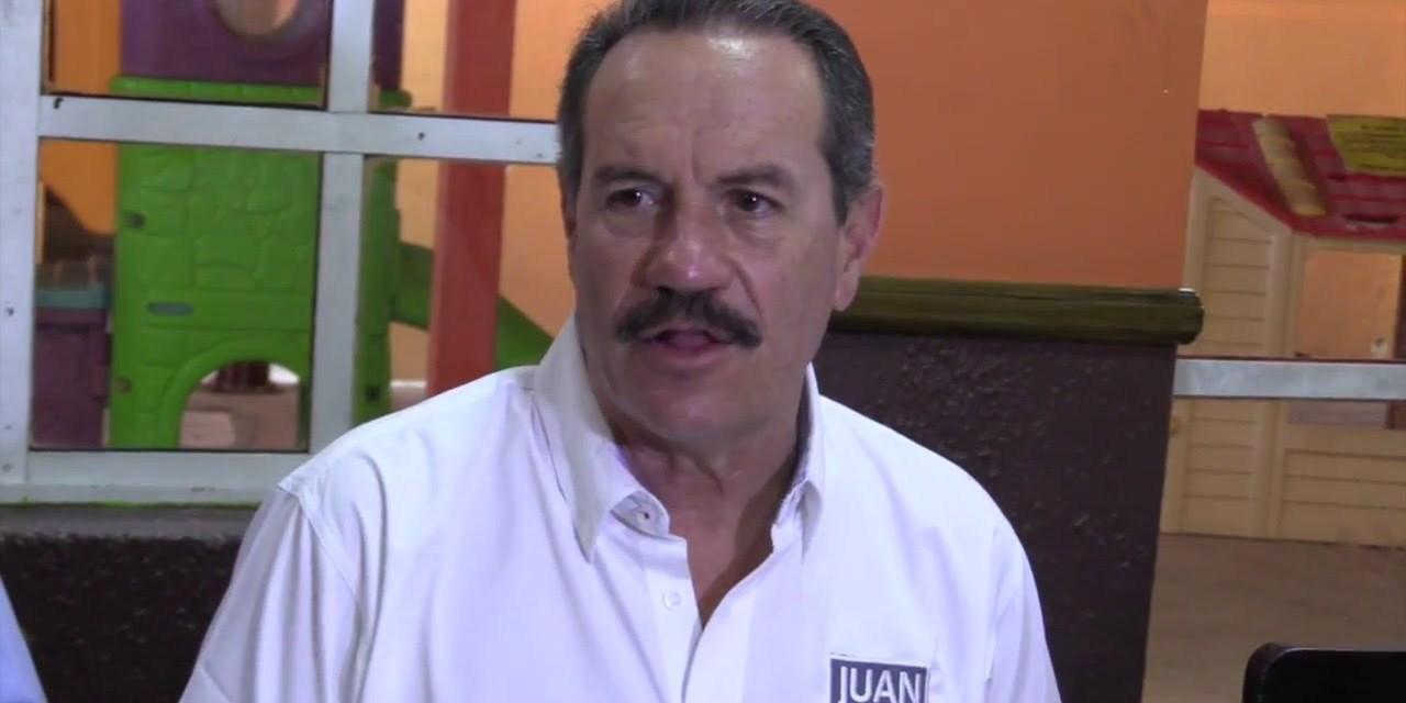 El  gran germen de la inseguridad es la corrupción, en dos años sanaremos Veracruz: Juan Bueno