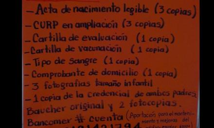 LA EDUCACIÓN GRATUITA: UN MITO EN TUXPAN – ESCUELA ESTEFANÍA CASTAÑEDA