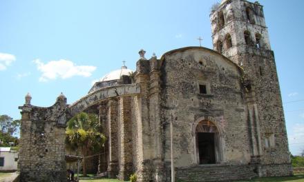 LA IGLESIA DE SANTIAGO APÓSTOL EN TEMAPACHE – HISTORIA DE TUXPAN, VERACRUZ