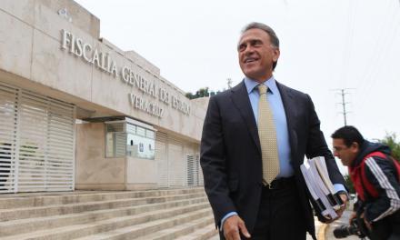 VERACRUZ RECLAMA JUSTICIA: MIGUEL ÁNGEL YUNES LINARES