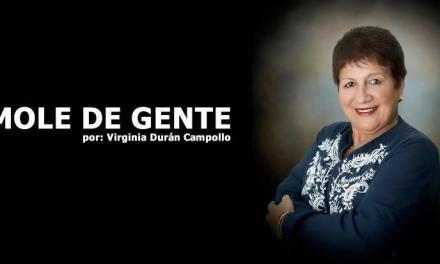 COLUMNA MOLE DE GENTE -LA CABEZA-