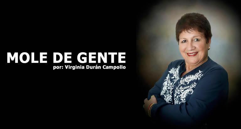 MOLE DE GENTE-NO ENTIENDE