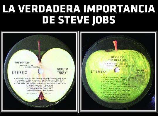 LA VERDADERA IMPORTANCIA DE STEVE JOBS