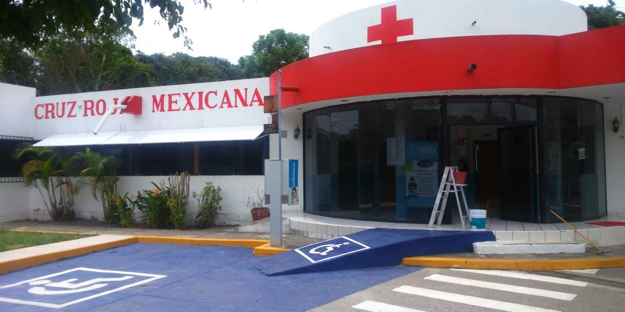 Baja recaudaciòn en Colecta Anual de Cruz Roja Tuxpan