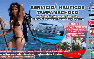 Servicios Nauticos Tampamachoco