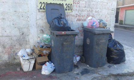 Ciudadanos carecen de cultura sobre manejo de desechos