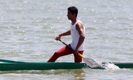 Quiere el canoísta Heliud Pulido hacer un gran trabajo en Río 2016