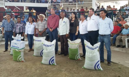 Más de 900 productores tuxpeños beneficiados por el PIMAF 2016