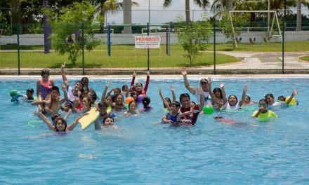 Disfrutan Niños, Niñas y Jóvenes del curso de Verano Recreativo 2016