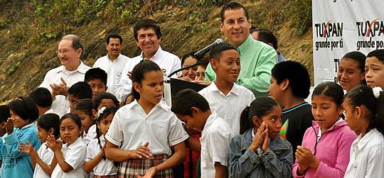 La educación, la prioridad de mi gobierno: ASR