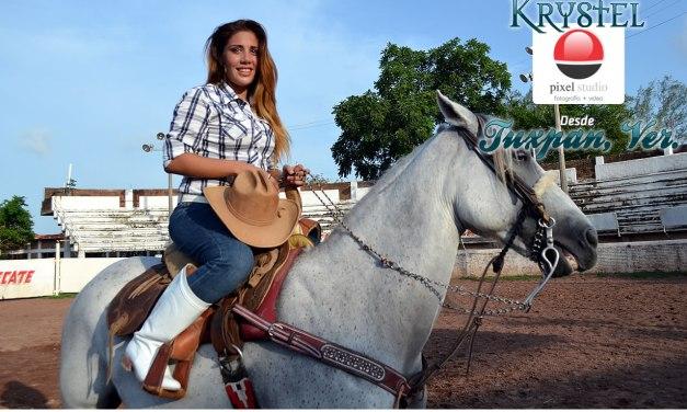 Krystel Kokke Petriccioli, Reina de la ExpoFeria Tuxpan 2012