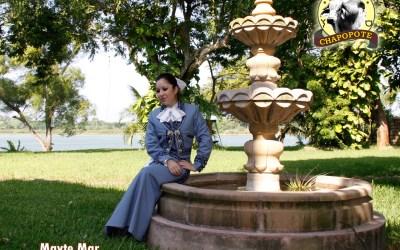 Mayte Mar Manrique, Reina de la ExpoFeria Tuxpan 2009