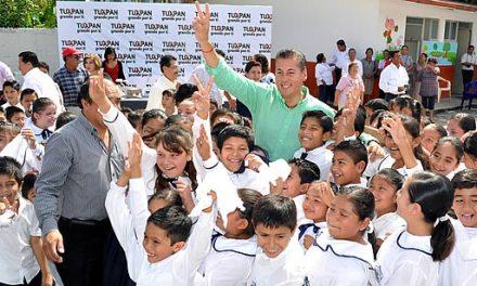 Revolución educativa en Tuxpan