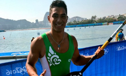 Disputará Marcos Heliud Pulido Final B de canotaje, en Juegos Olímpicos