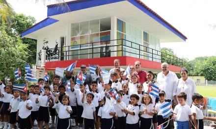 """Prepara Ayuntamiento, celebración del 60 aniversario de la partida del Yate """"Granma"""""""