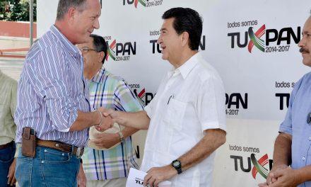 Destaca Yunes Landa,  gestoría del alcalde Raúl Ruíz