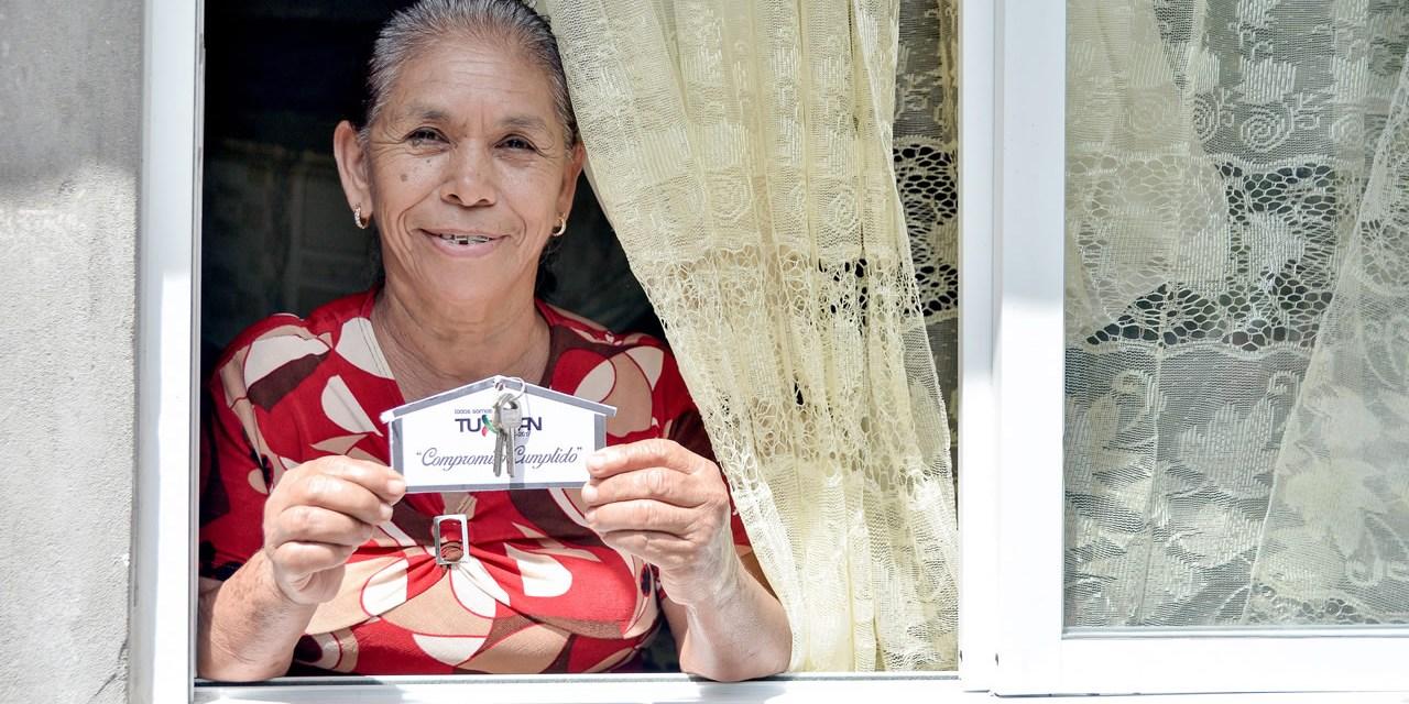 Familias de Altamira, reciben Cuartos Dormitorios