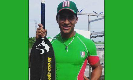 Heliud Pulido, digno representate de México en Juegos Olímpicos