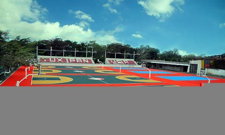 Impresionante la Unidad Deportiva Tuxpeña…