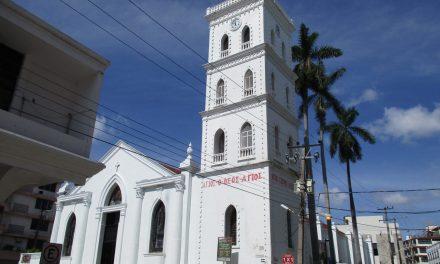 Diócesis de Tuxpan reprueba actos de violencia en contra de la Iglesia