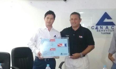 CANACO otorga servicio de profesionalización de Empresas
