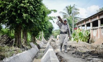 Prioridad del Ayuntamiento de Tuxpan Ejecutar Obras en Zonas Vulnerables