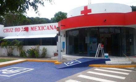 Falta de recursos limita la operatividad de la Cruz Roja Tuxpan