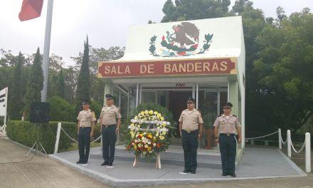 Conmemoran Día de la Lealtad
