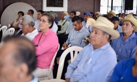 Presenta SAGARPA Reglas de Operación 2017 en Tuxpan