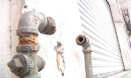 Disminuye robo de medidores de agua