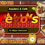 ASADERO Y CAFE YEYO´S