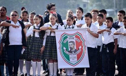 Reciben 50 Escuelas, Apoyos del Ayuntamiento de Tuxpan