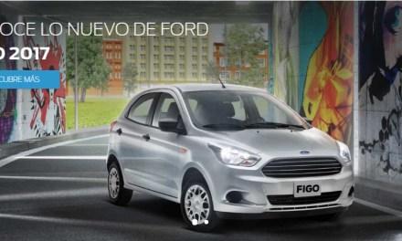 FORD FIGO 2017