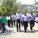 Concreta Julen Rementería obras carreteras en la Zona Norte del Estado