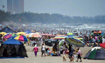 Más de 206 mil Turistas en las Playas de Tuxpan, Veracruz