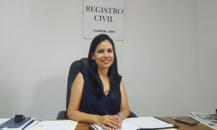 Detectan a Tuxpeños sin identidad jurídica